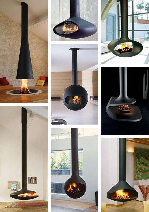 Stunning Fireplaces Design Ideas/ Design by Kubo