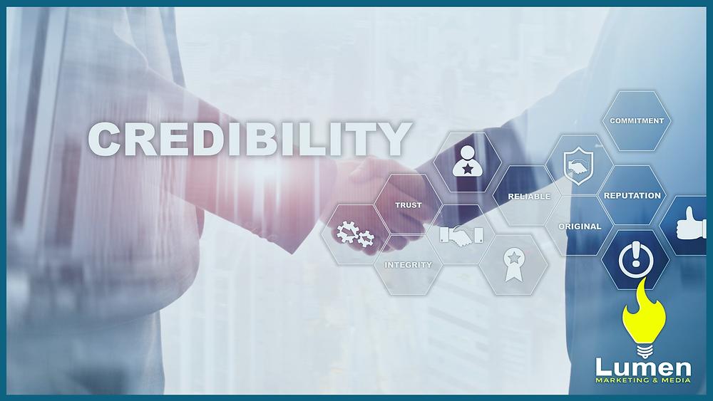 Construir la credibilidad de tu marca es crucial para las ventas/ Blog Post/Lumen Marketing and Media