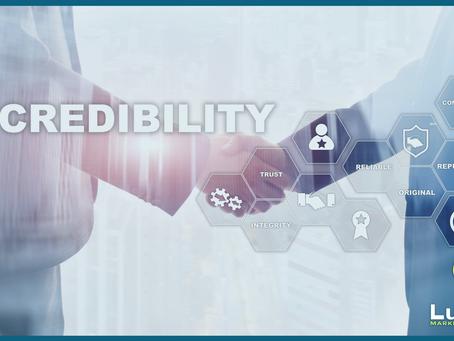 Construir la credibilidad de tu marca es crucial para las ventas.