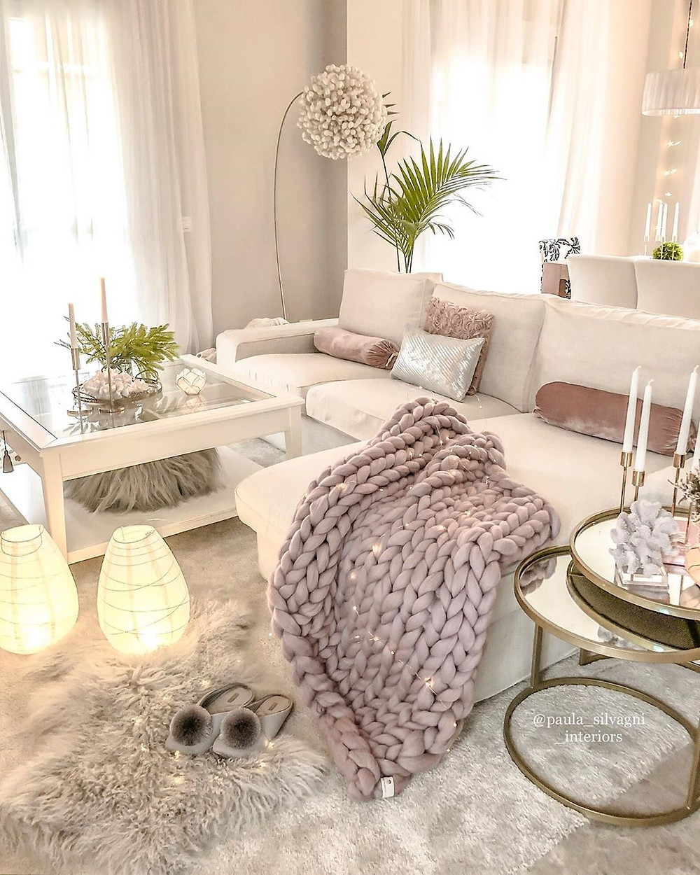 Interior Design ideas that will make your home cozier this fall & winter/ Design By Kubo