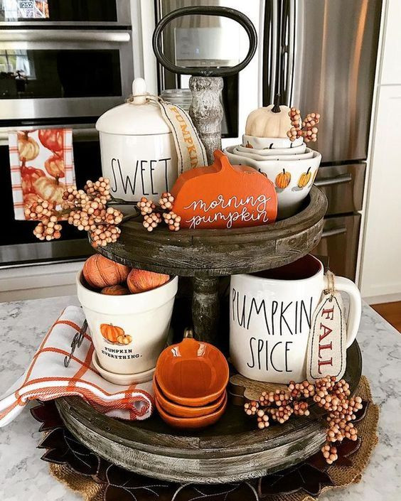 Design by Kubo/ Decorating your home this fall