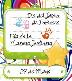 28 de Mayo - Día de los jardines