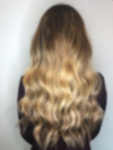 Hair Extensions, Hair Hut, Cornwall extensions, hair extensions cornwall, LA Weave, tape in extensions