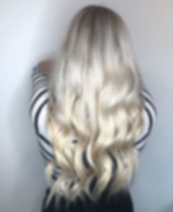 Hair extensions, Cornwall salon, LA weave, hair extensions Cornwall, tape in, angel remy hair extensions