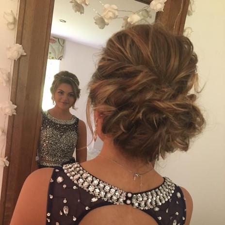 Prom Hair Cornwall