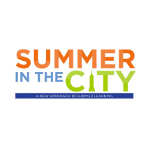 Logo for Summer in the City
