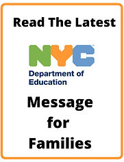 NYCDOE Message for Families
