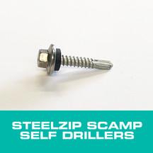 Steel Zip Scamp Self Drillers