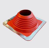 High Temperature Square Space Pipe Boot_