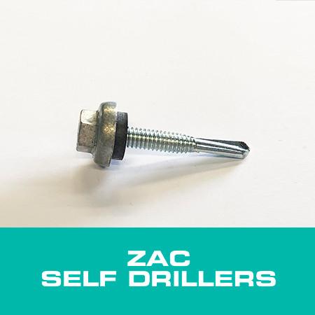 Zac™ Self Drillers