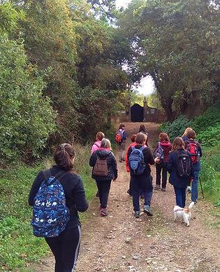 Passeio na Natureza em Sintra organizado pela Hearts into Nature