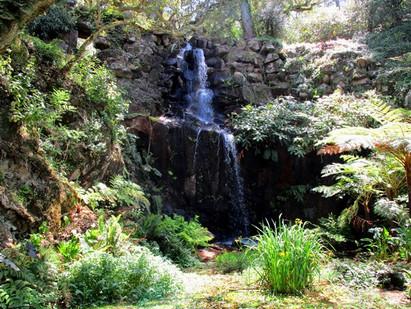 Cascata do Parque de Monserrate