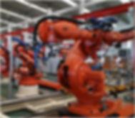 ABB robotti RSP oheislaitteilla