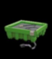Bio-Circle Clean Box Max puhdistusalusta osapesuri