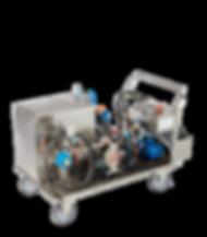 Bio-Circle RWR KST muoviteollisuuden muottien puhdistuslaite