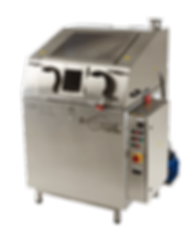 Bio-Circle Turbo automaattinen ja manuaalinen osienpesulaite