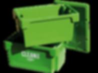 Bio-Circle Clean Box liotuslaatikko