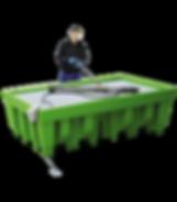 Bio-Circle Clean Box Max 2 puhdistualusta osapesur
