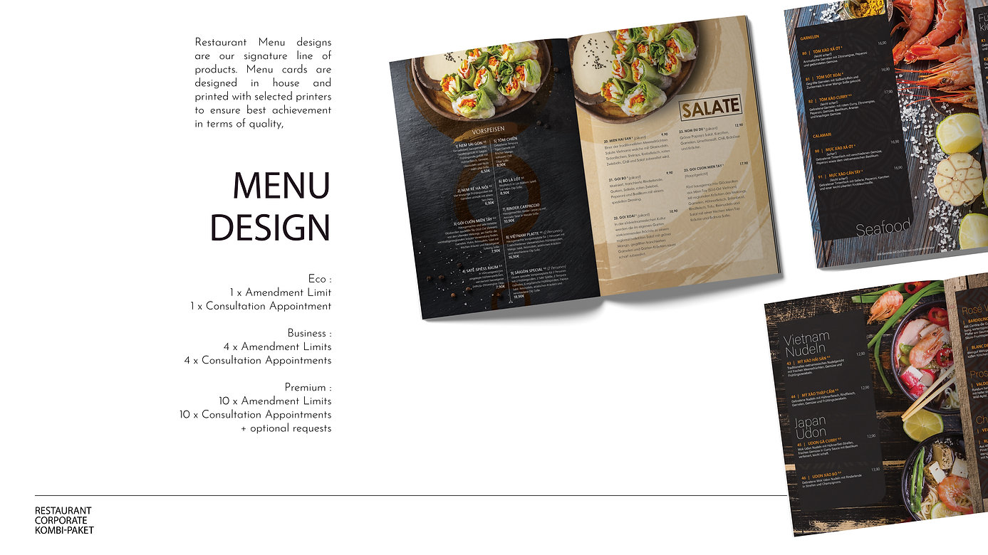 Restaurant_Cooprate_Package 01_Artboard