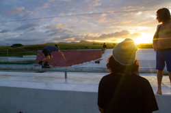 Backlips and Sunsets