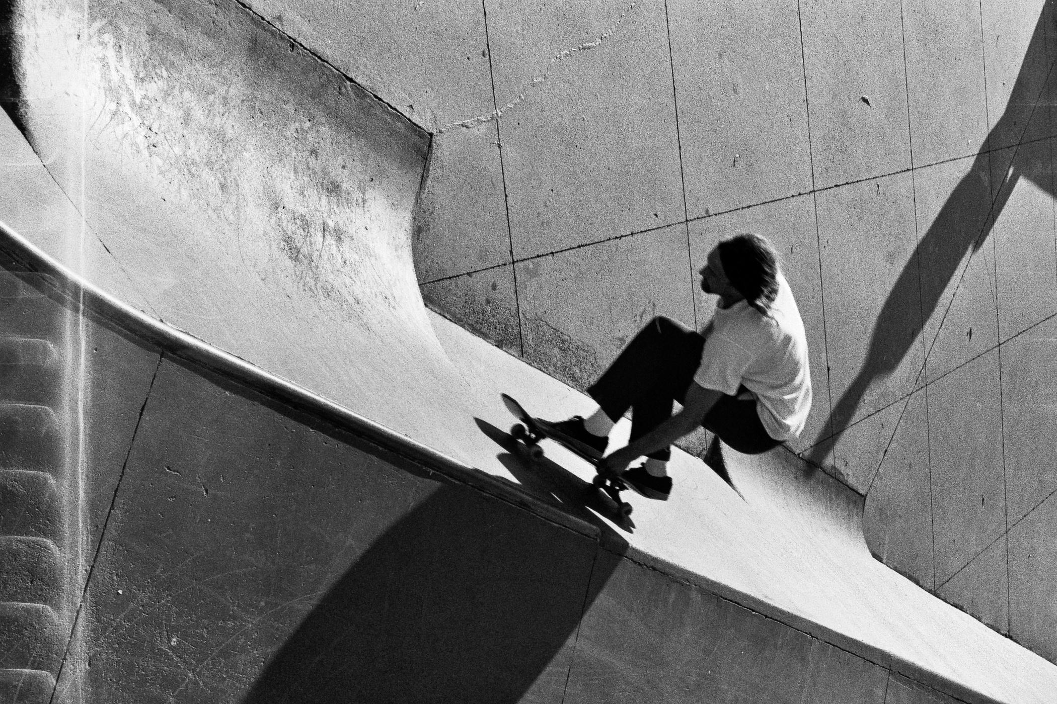 Chris O'shea Wall ride
