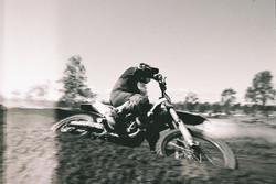 Motorbike curb
