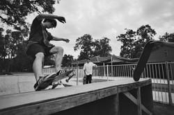 Backyard skate sash
