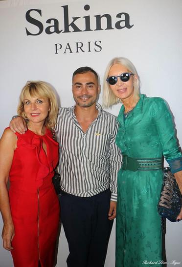 Sakina Paris - Paris Fashion Week