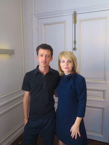 Conférence de presse du Prix Romy Schneider