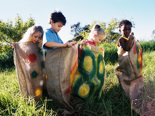 Why Children Need Outdoor Playtime