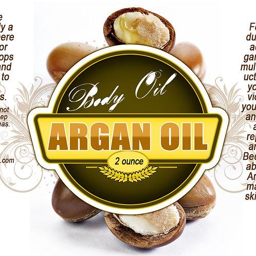 Argan Oil 4oz