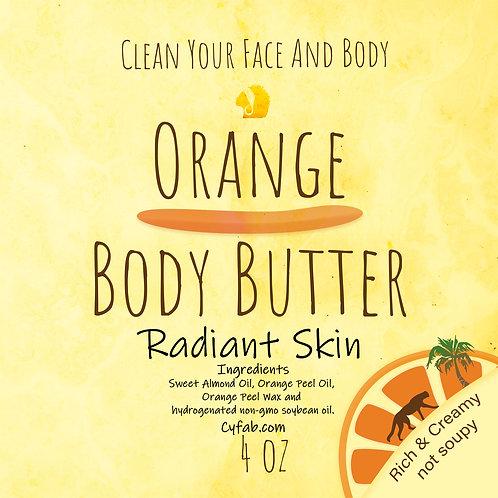 Orange Butter 2oz