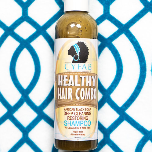 Hair Combo Shampoo 4oz