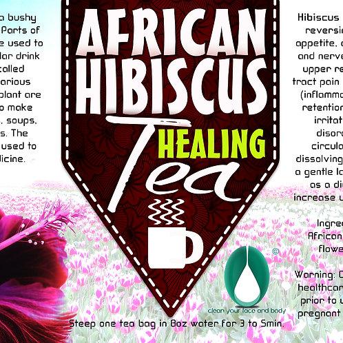 African Hibiscus Tea