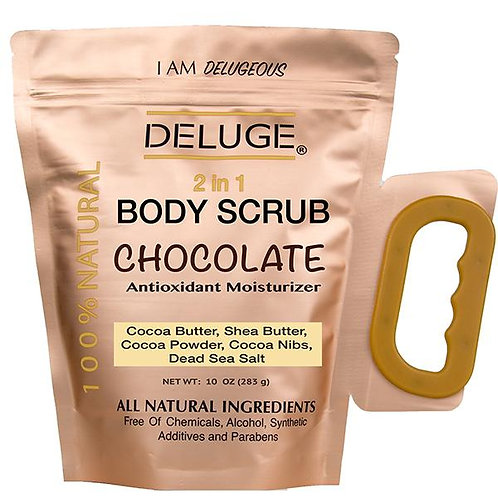 Chocolate Body Scrub Treatment