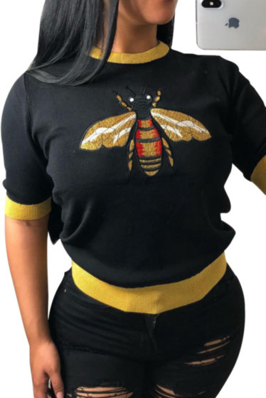 Bee Sweater Top