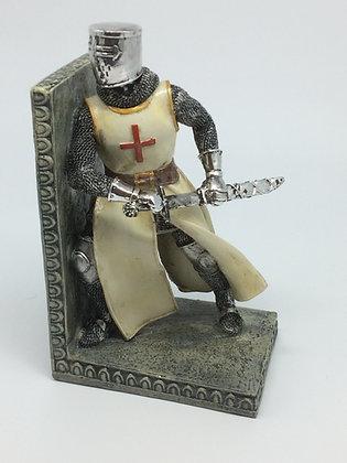 Templar Knight Bookend B