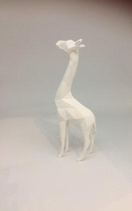 Cubist Giraffe