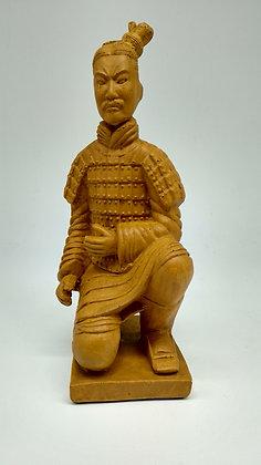 Terrracotta Warrior in the Kneeling Archer position