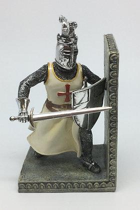 Templar Knight Bookend A