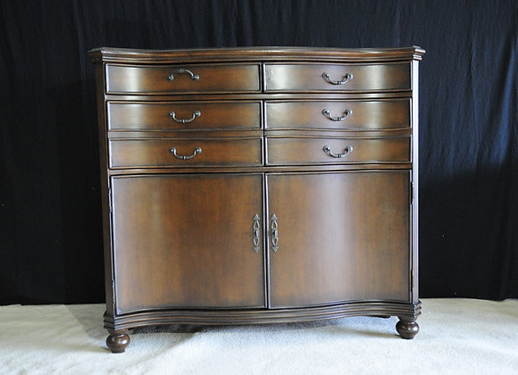 Bowed Front Sideboard