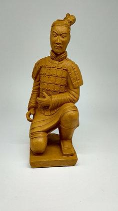 Terrracotta Warrior in the Kneeling Archer position (medium size)