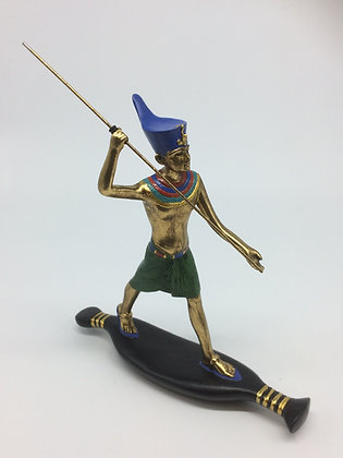 Tutankhamun Fishing