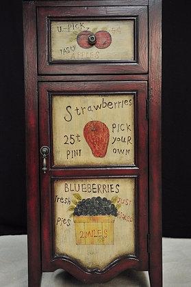 Rustique Food Cupboard