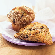 Muffin and Scone