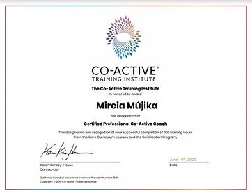 co-active certificate mireia mujika.PNG