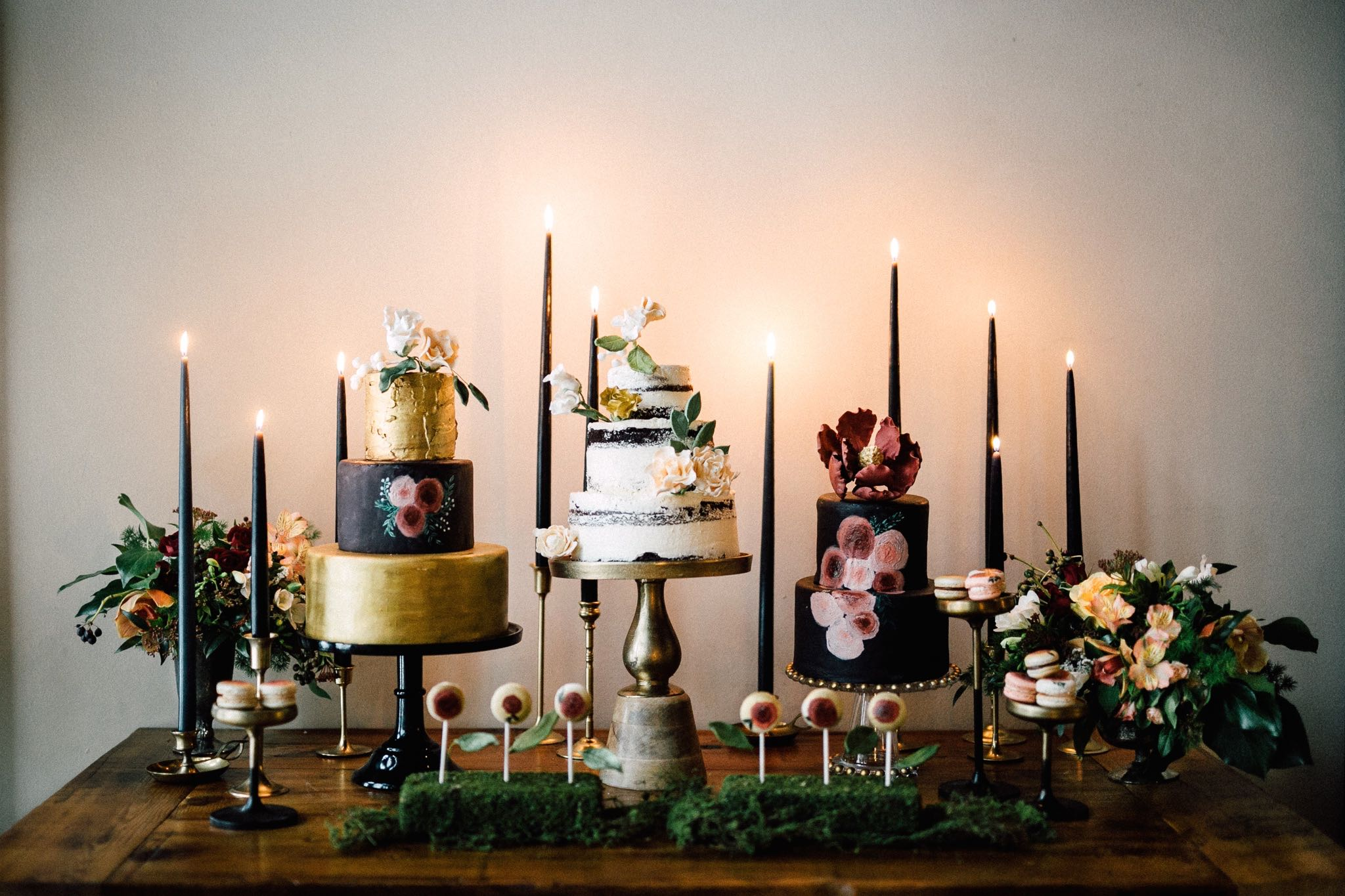 CAKE + TREAT TABLESCAPE