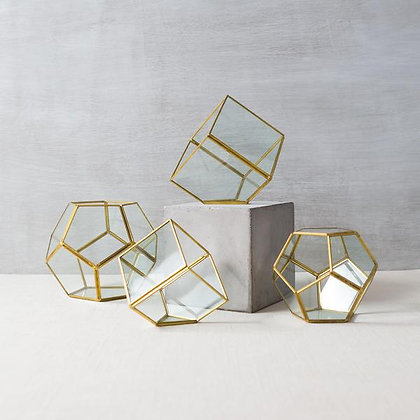 Geometric Display Boxes