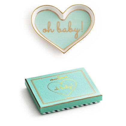 OH BABY! Trinket Plate + Gift Box