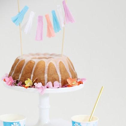 Tassle Cake Topper